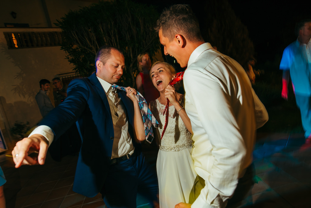 original documentary photography wedding costa brava