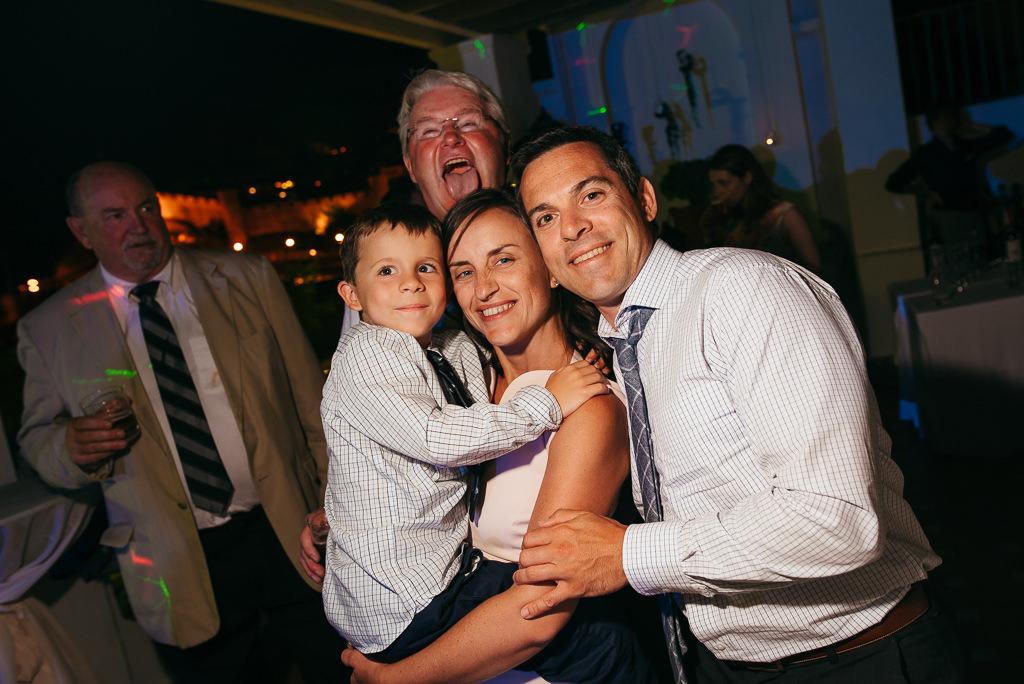 documentary photo wedding tossa de mar funny moments