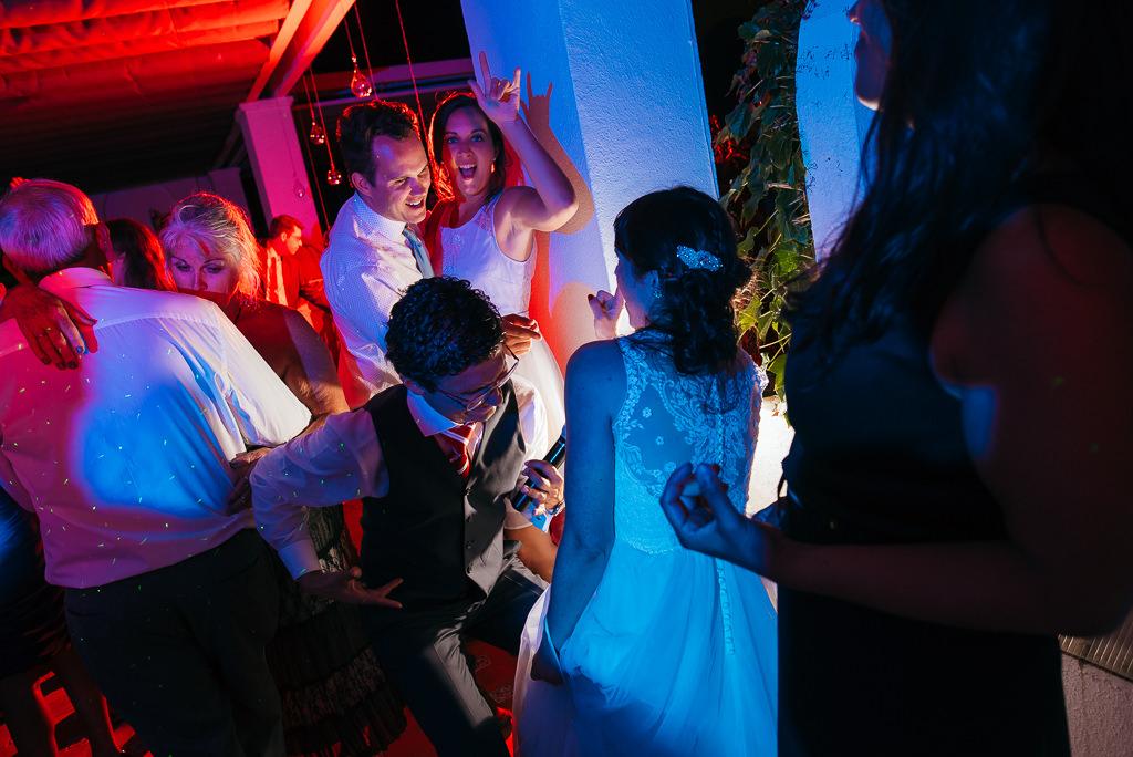 wedding party at hotel diana tossa de mar