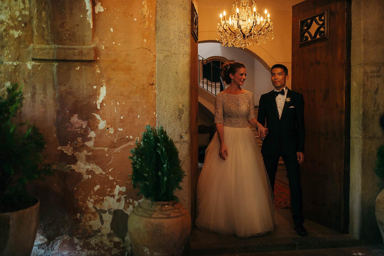 Barcelona wedding photographer Villa Catalina Sitges