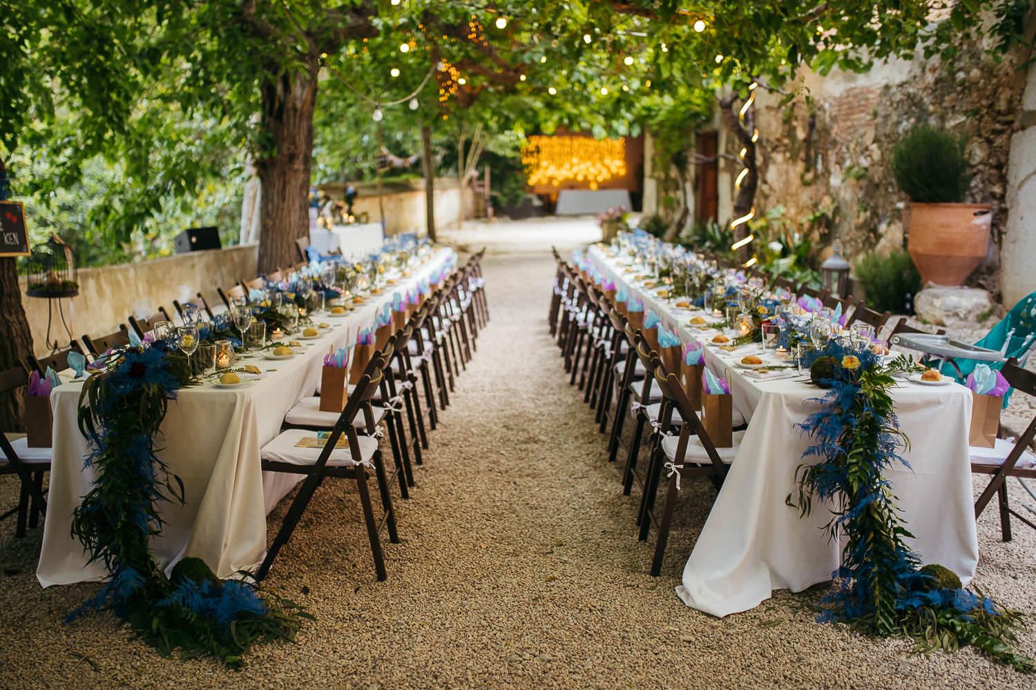 beautiful wedding venue reception Villa Catalina Sitges
