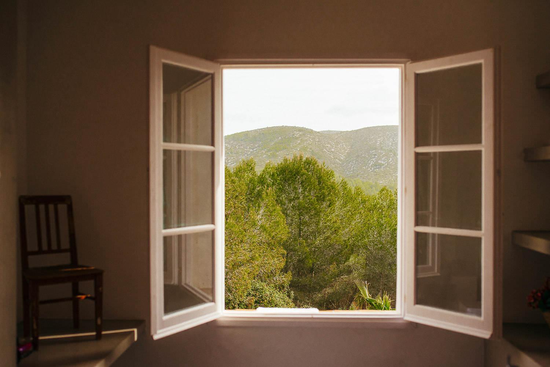 vila casanova window view