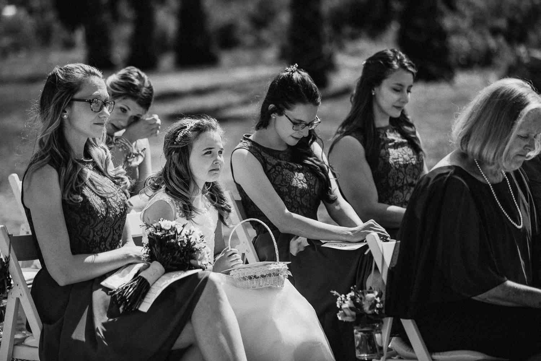 emotions documentary wedding photo sitges