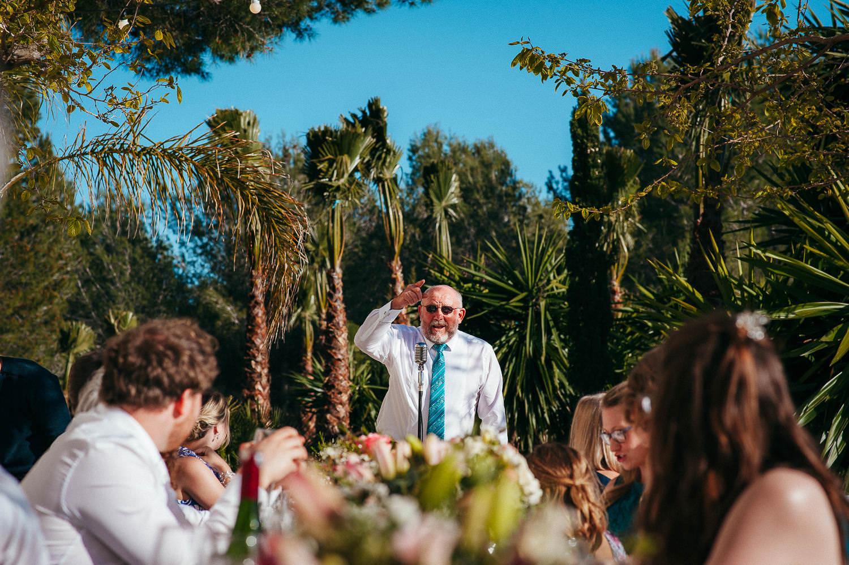 speech of the bride's dad wedding vila casanova