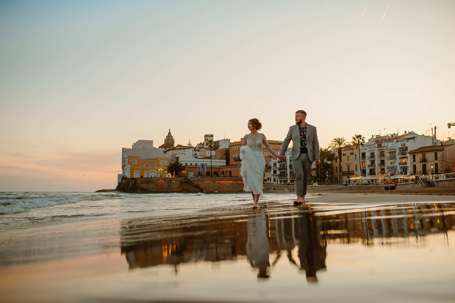 best photography wedding sitges