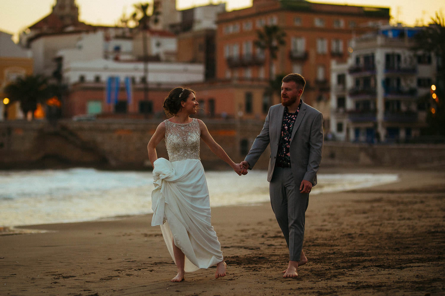 wedding photography sitges