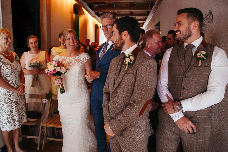 documentary wedding photo girona