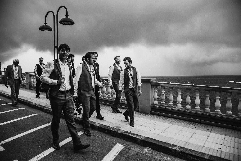 documentary wedding photography tossa de mar