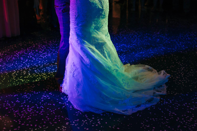 bride and groom first dance documentary wedding tossa de mar