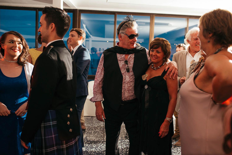 funny moments documentary wedding photography