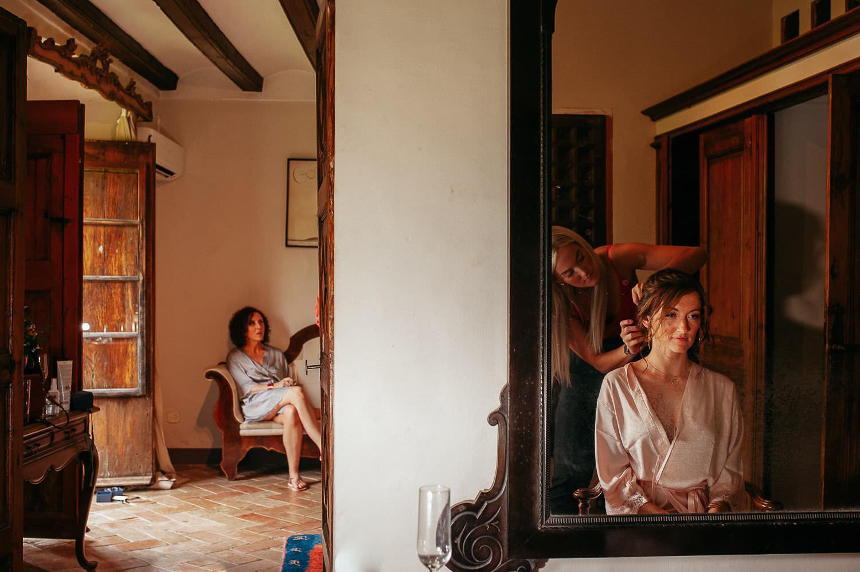 Documentary wedding photographer Barcelona