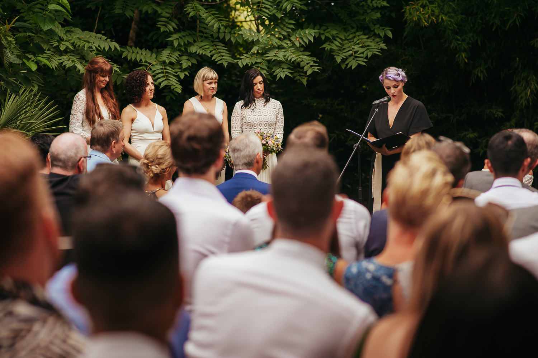 Celtic ceremony wedding Barcelona Photographer