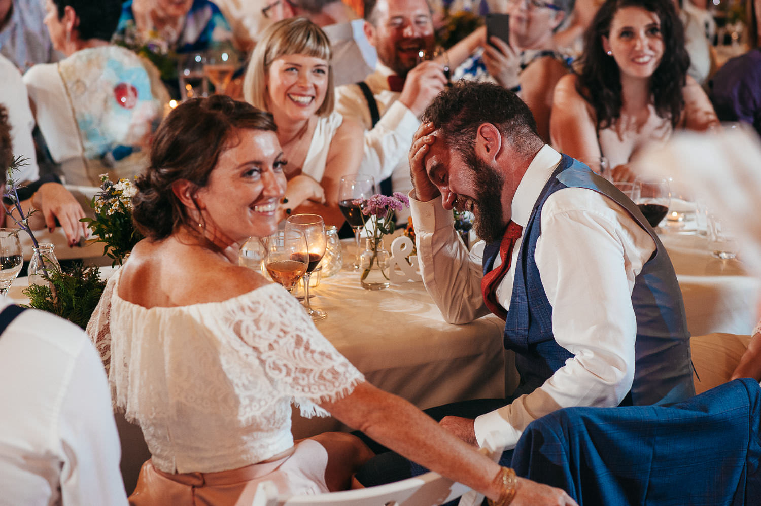 Funny moments Wedding photographer Sitges, costa dorada