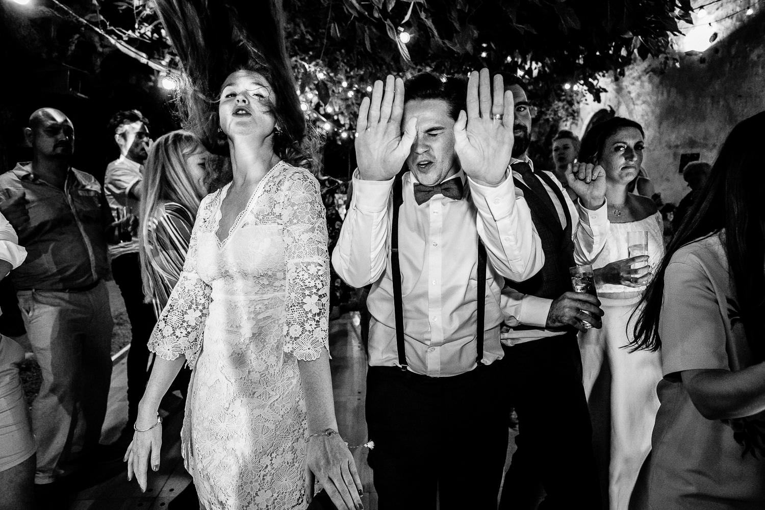 documentary wedding photographer funny moments