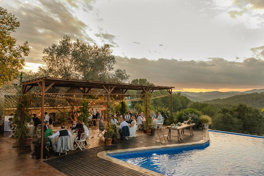 Best wedding venues barcelona Casa Felix Olivella