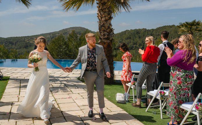 Wedding in Villa Casa Nova Estate Sitges
