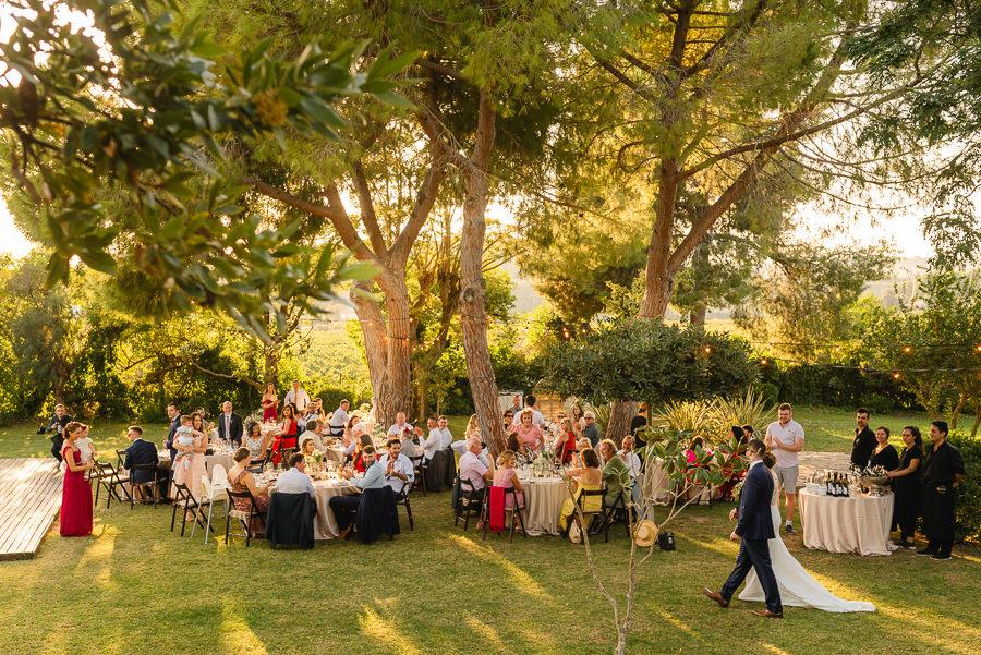 Best wedding venues barcelona Can Parés Sitges
