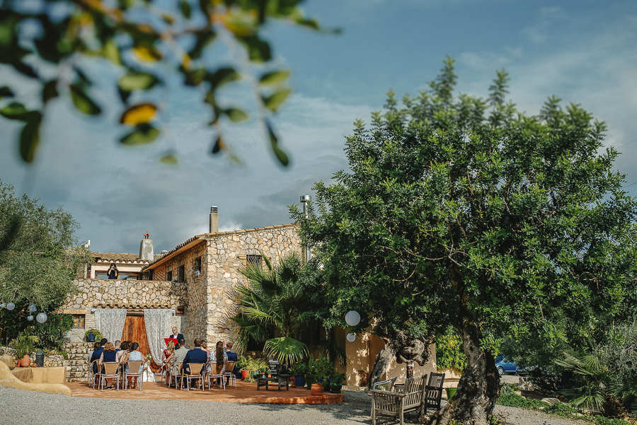 Best wedding venues barcelona Mas Santo