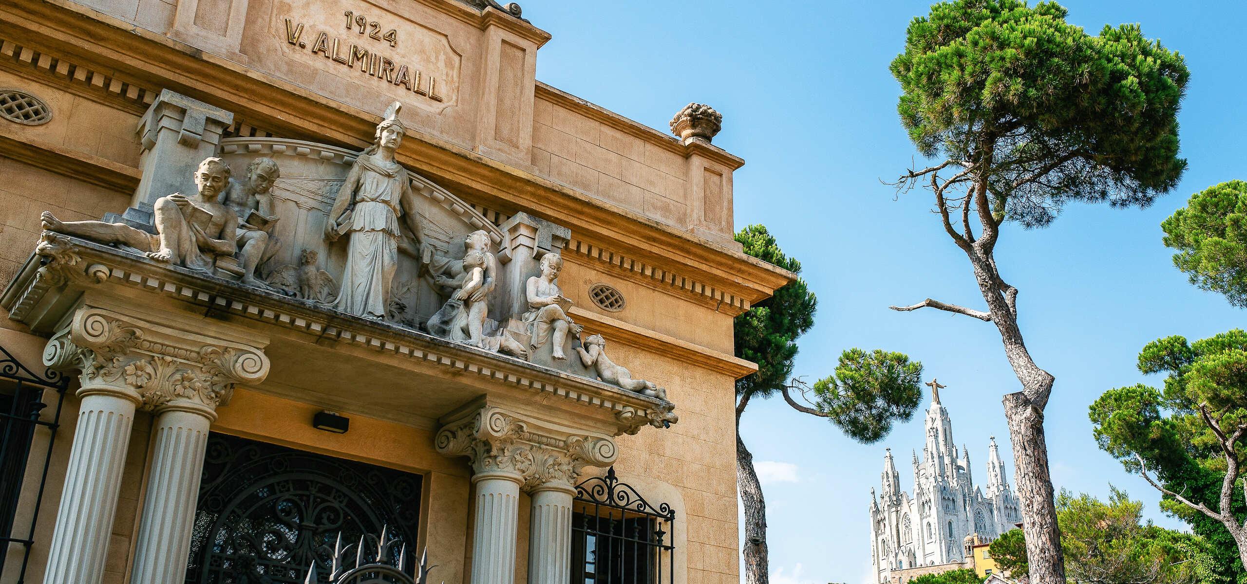 best luxury wedding venues near Barcelona
