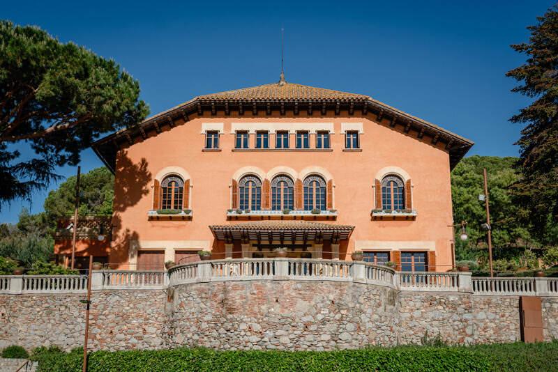 Ca L'Ibora  best wedding venues near barcelona