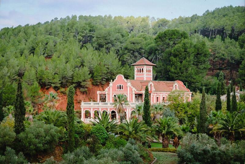 Castell de Bien Viure best wedding Venues Barcelona
