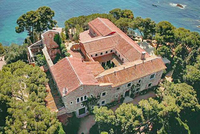 Convent de Blanes  best wedding venues near barcelona